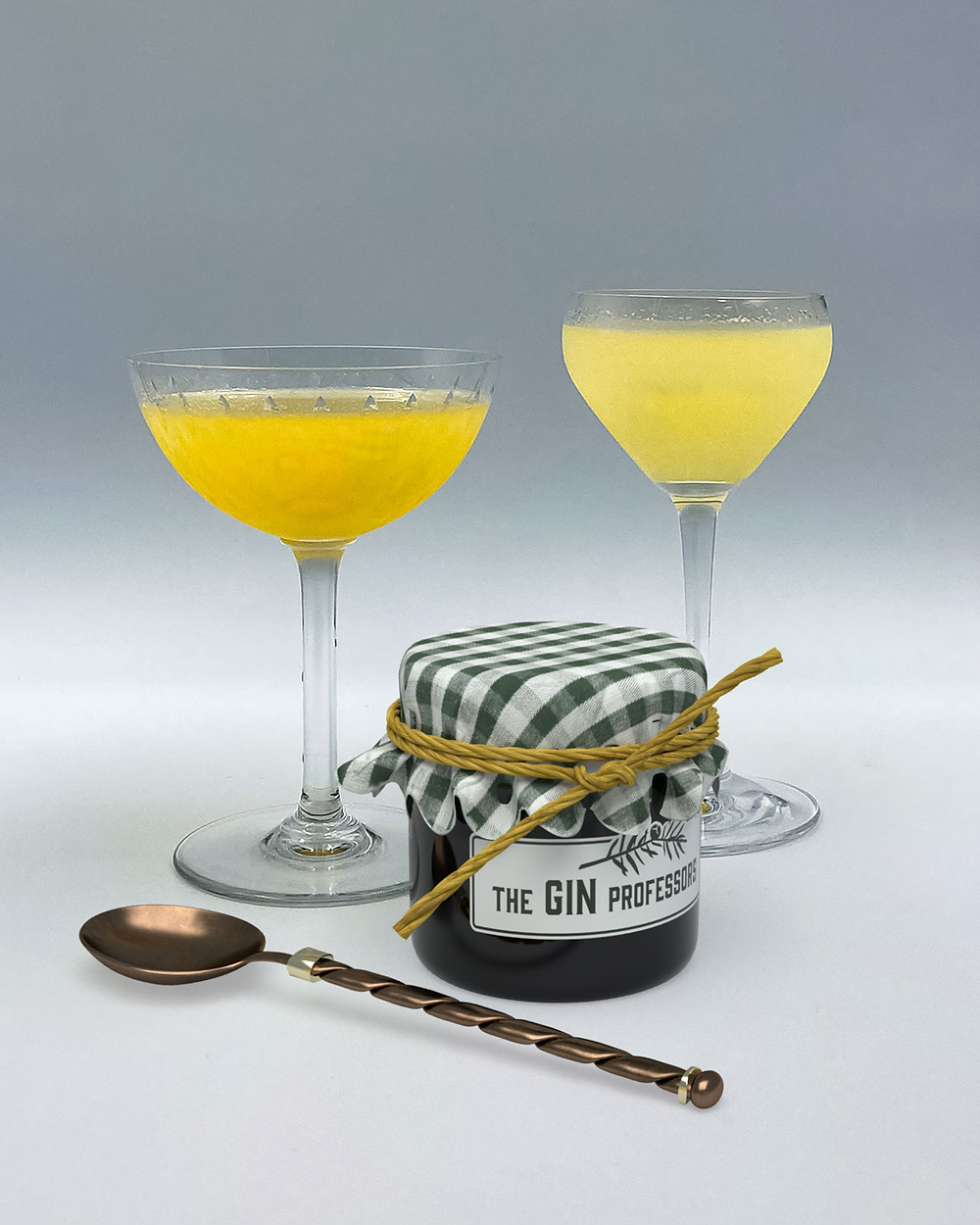 Gin Professors Marmalade Gin Cocktails