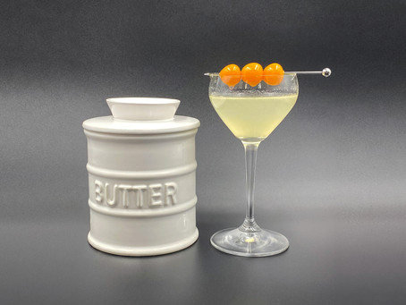 Monica Berg and the Butter Martini