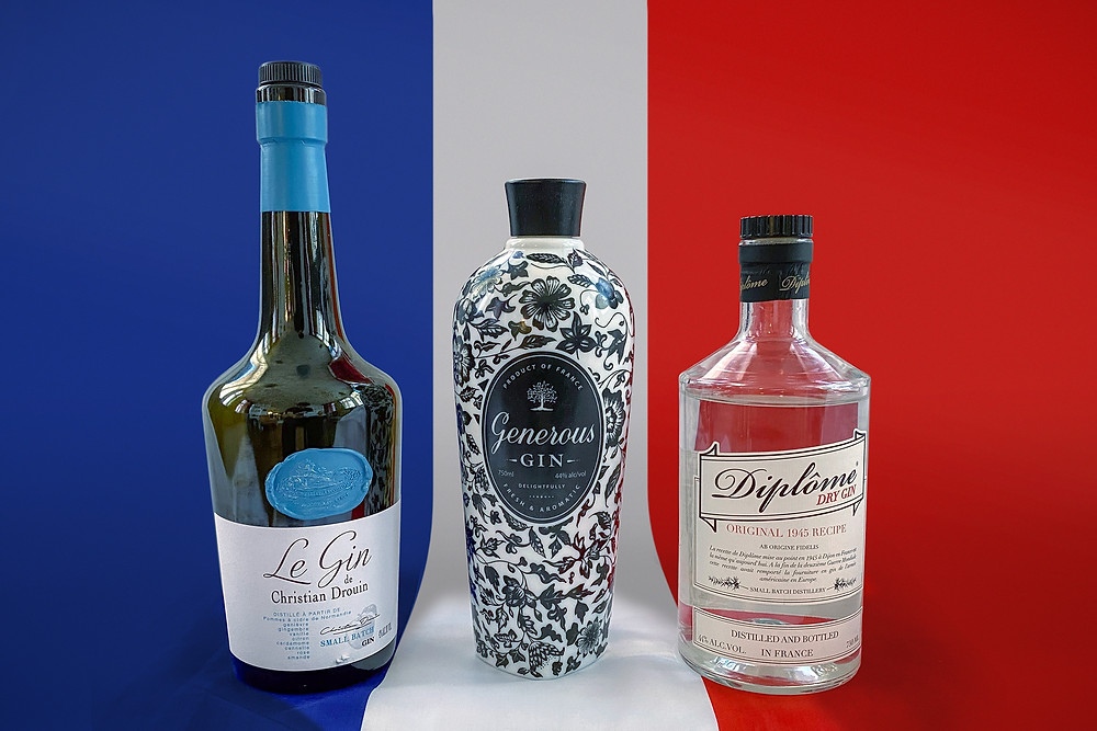 Gin Professors Parlez Vous Gin?