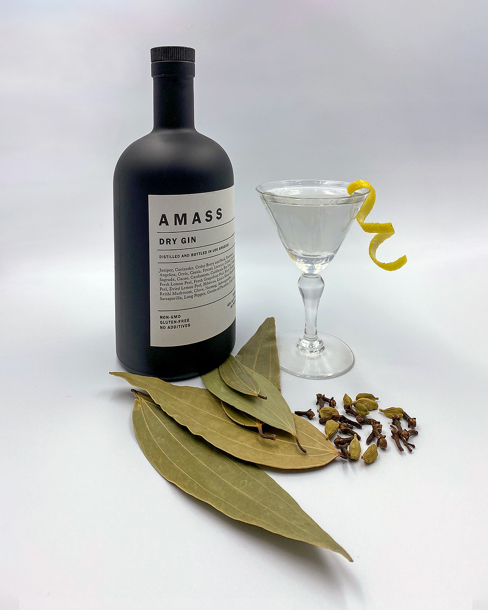 Gin Professors Amass Dry Gin Review