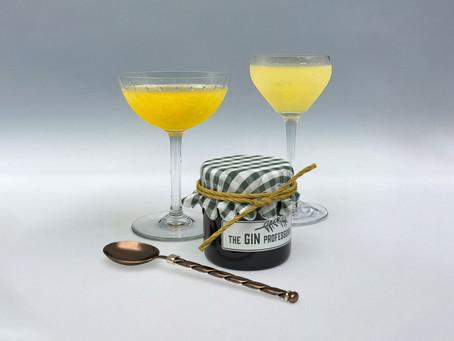 Marmalade Gin Cocktails