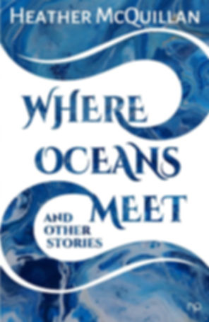 Where Oceans Meet - Heather McQuillan -