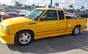 Paulsautosalesfl 2002 Chevy S10