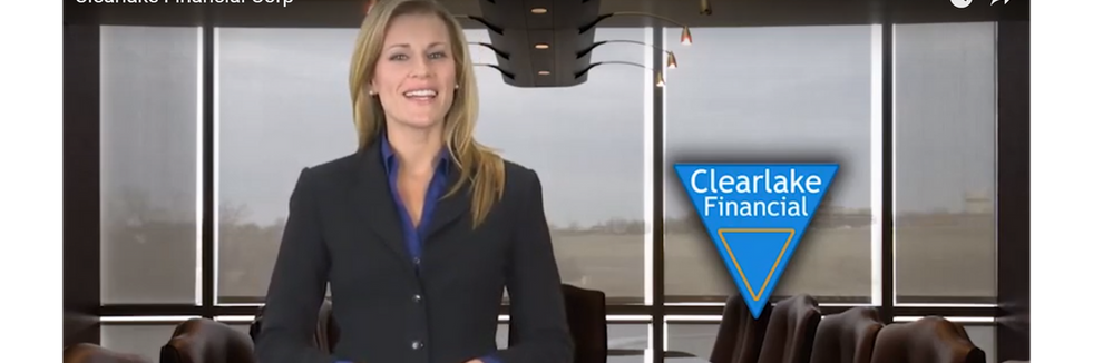 Clearlake Financial Corp Video