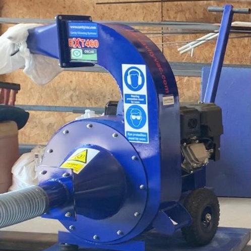 EXT 420 Blown loft insulation extraction machine