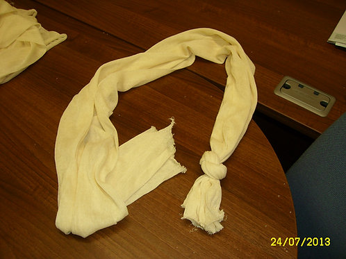Extraction stockinette 10 bags (1.5m) fibre