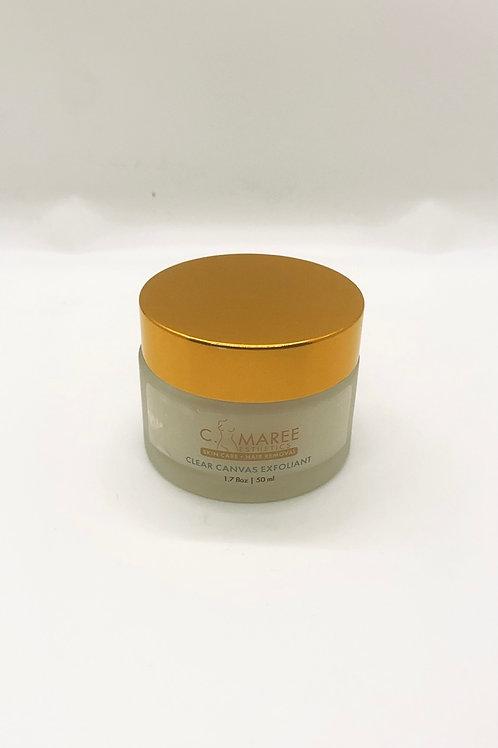 Clear Canvas Face & Body Exfoliant