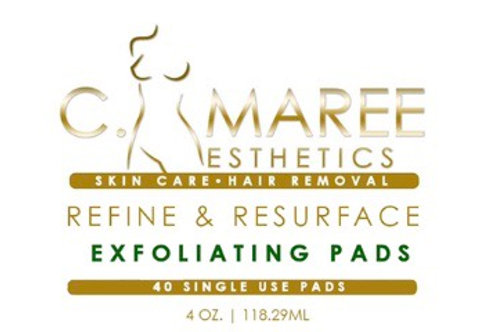 CME: REFINE & RESURFACE EXFOLIATING PADS