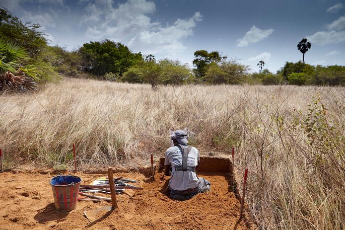 Documentary | HALO Trust demining