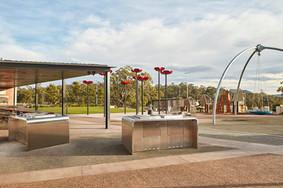 Christie bbq, Legacy Park, Queens Domain, Hobart