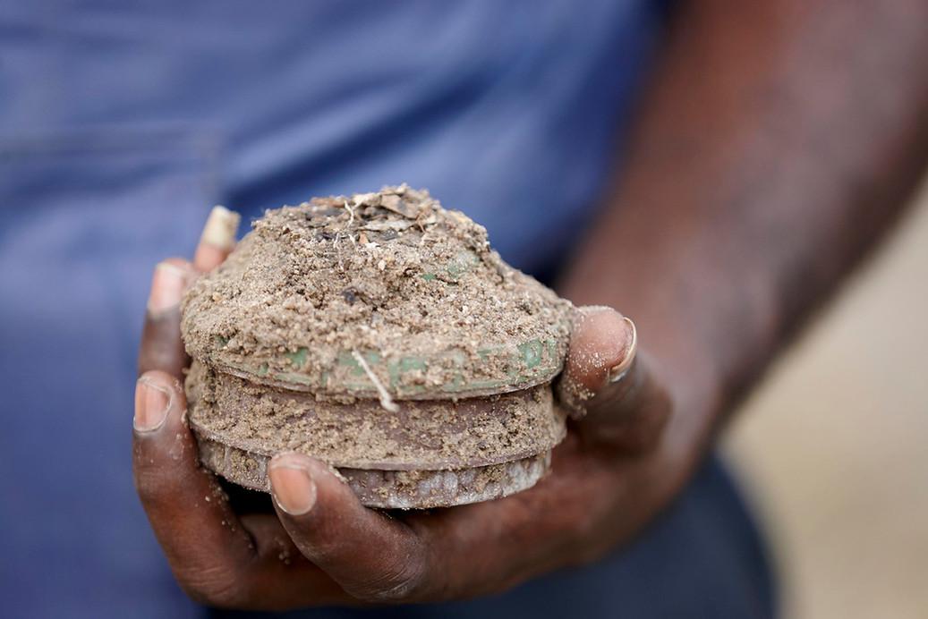 Documentary   HALO Trust demining