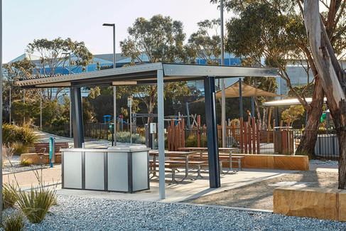 Christie bbq, Bellerive beach park, Hobart