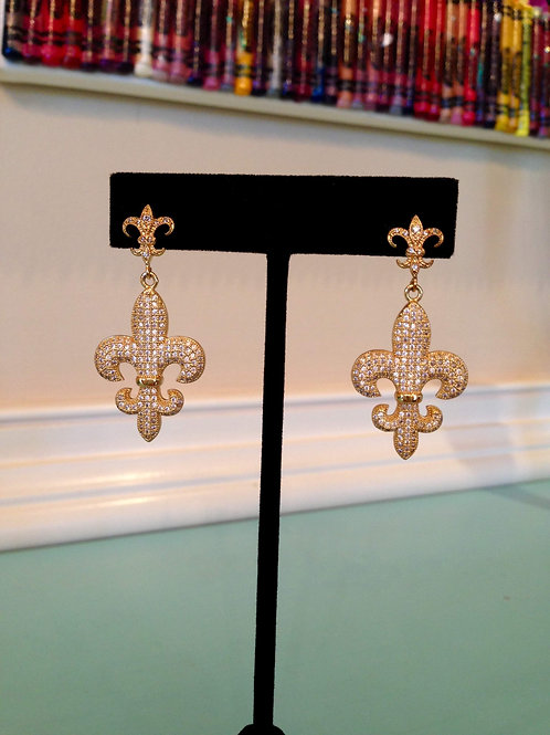 """Le Préféré"" Earrings"