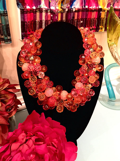Juicy Torsade Necklace