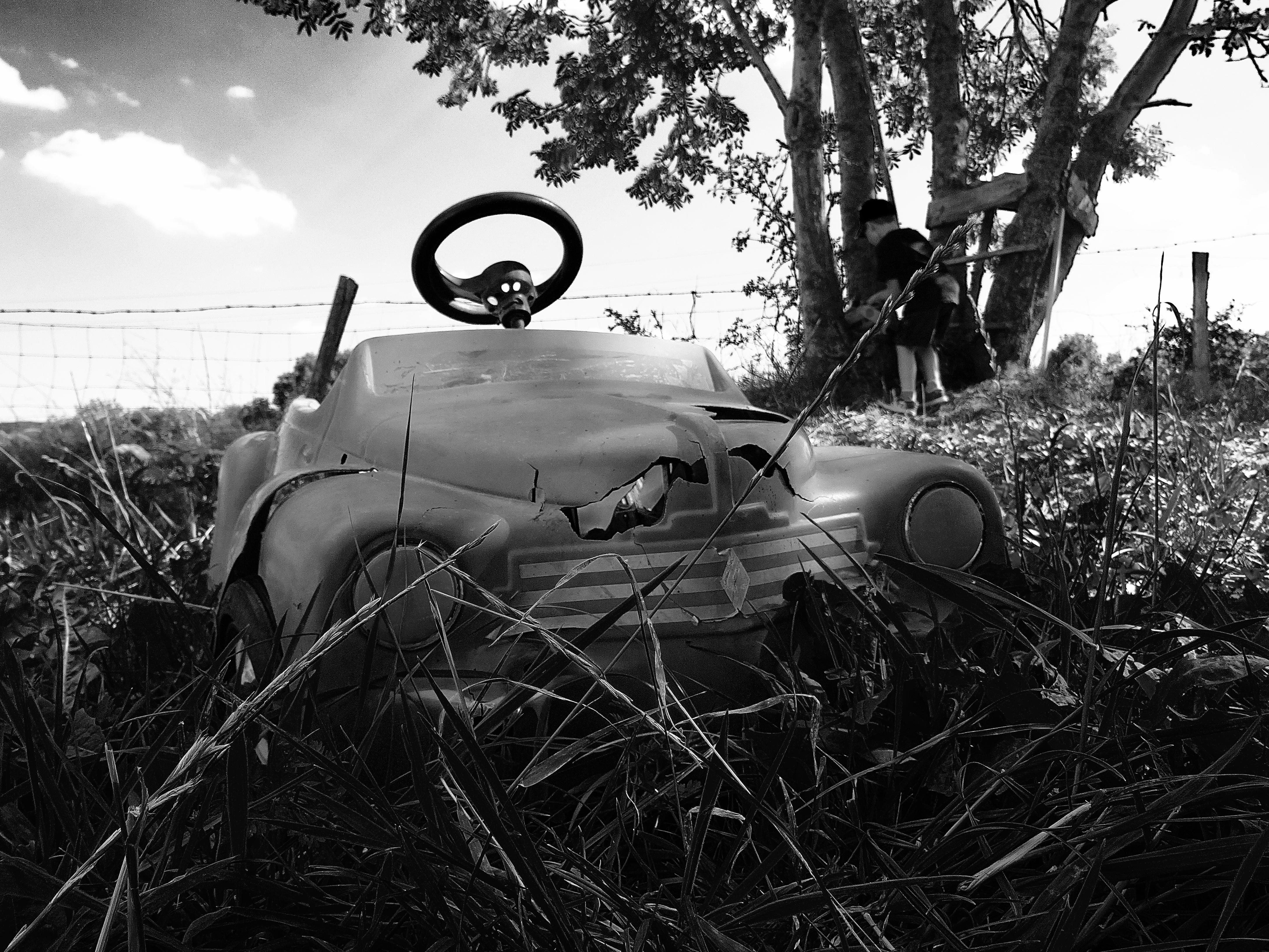 4CV Renault jouet