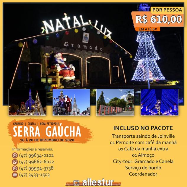 Serra Gaúcha - Natal