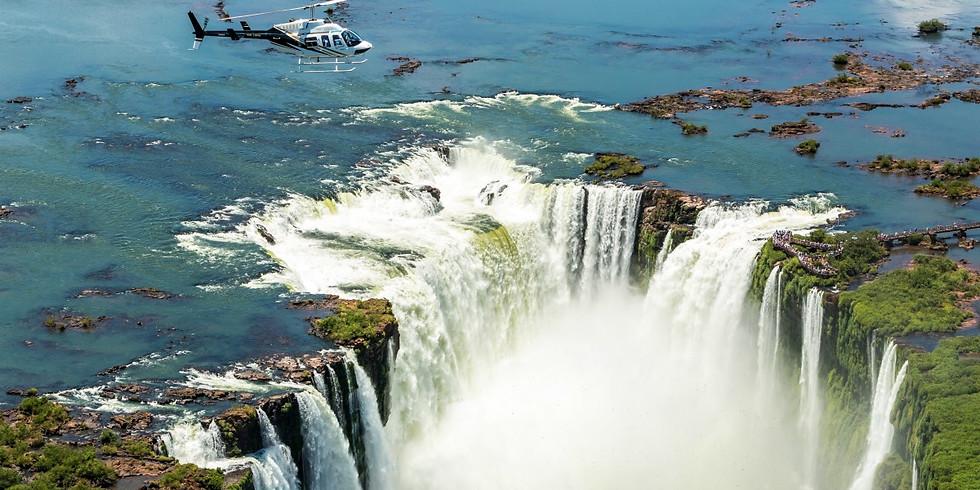 FOZ DO IGUAÇU   Cataratas - Itaupú - Paraguai