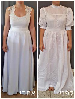 שמלות כלה אקולוגית