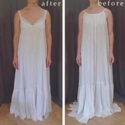 שמלת כלה אקולוגית