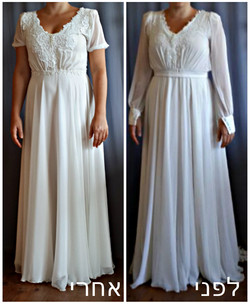 שמלות כלה אקולוגיות