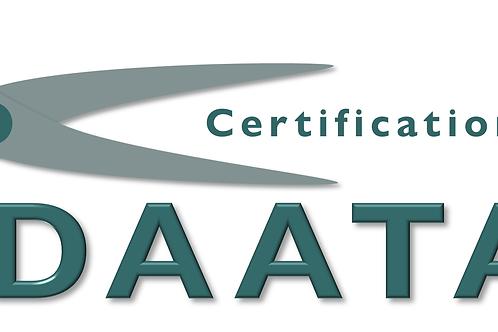 Inscription au DAATA en ligne