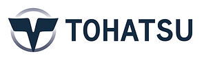 Tohatsu Brand Logo Grand Blue Vaaka Liuk