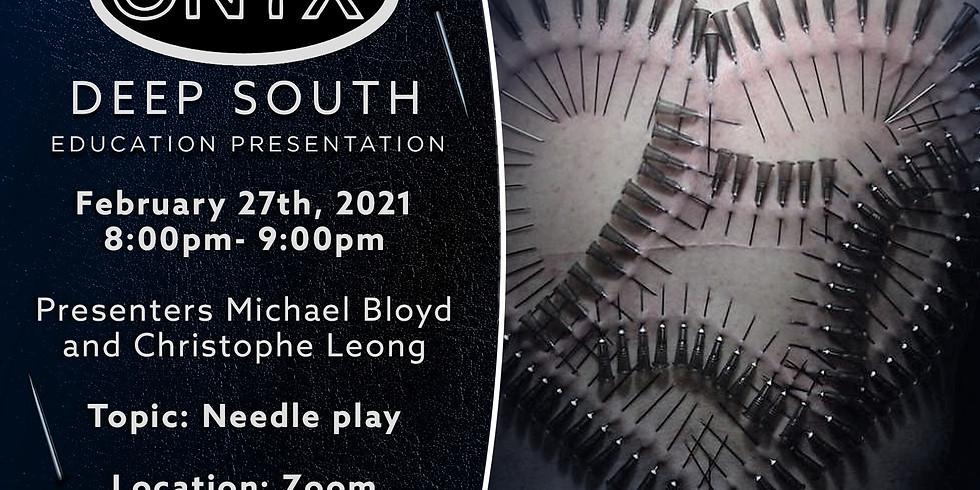 Educational Series: Needle Play