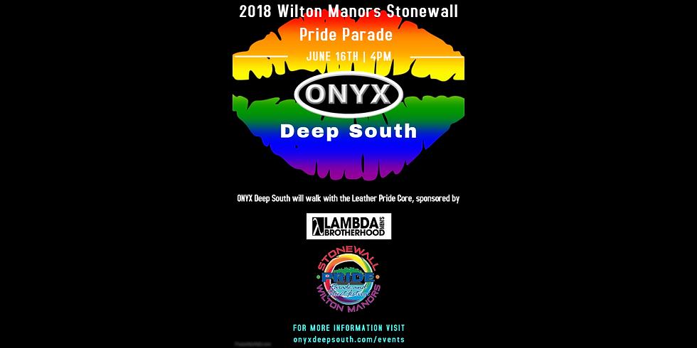 ONYX Deep South Pride