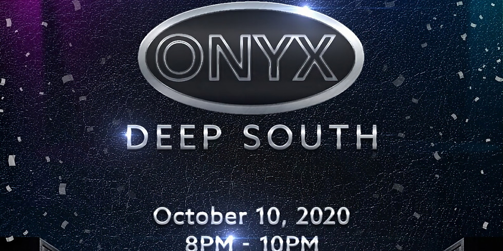 ONYX Deep South 3rd Anniversary Celebration