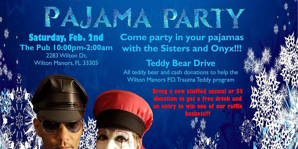 Winter Wonderland Pajama Party