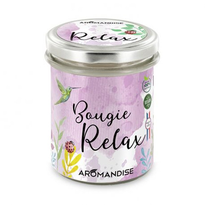 """Bougie """"Relax"""""""