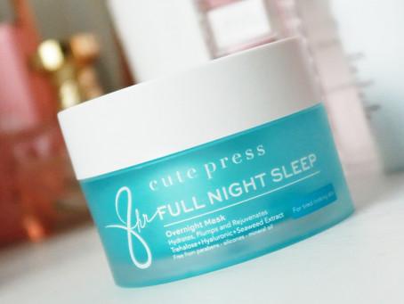 8HR FULL NIGHT SLEEPING : CUTE PRESS