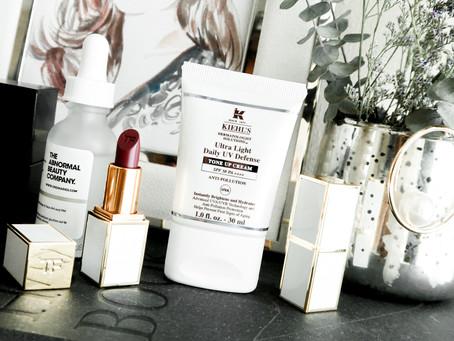 KIEHL'SUltra Light Daily UV Defense Tone Up Cream SPF 50 PA ++++