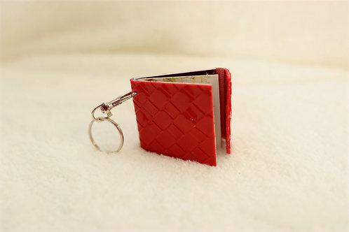 Book Llavero con Foto