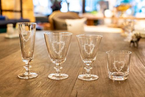 Mountain glass set
