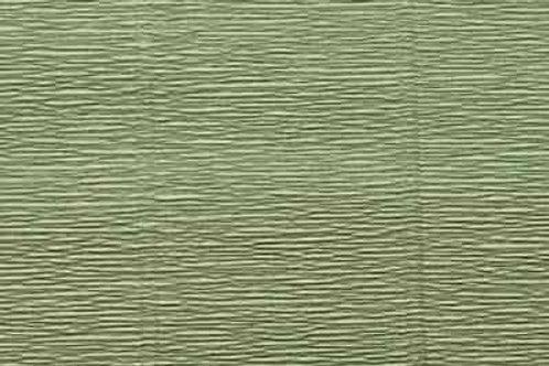 17А8 Бумага гофрированная оливковая 180 гр