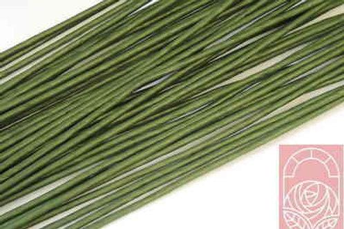 Проволока флористическая зеленая 4 мм