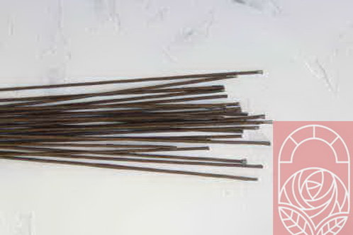 Проволока флористическая коричневого 1,3 мм