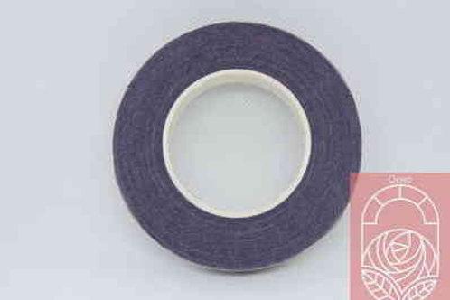 Флористическая тейп-лента фиолетовая