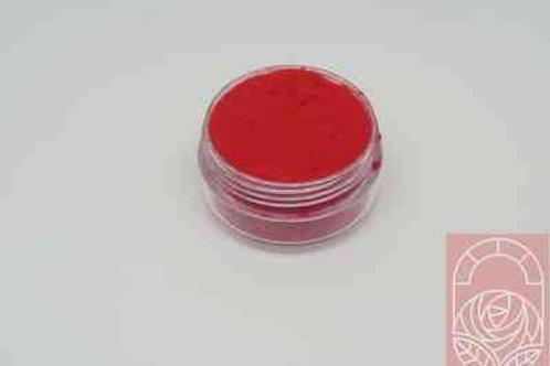 Ворсовая пудра (пыльца) красная