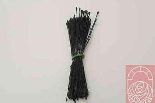 Тычинки каплевидные черные