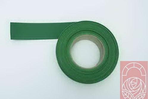 Флористический рукав (термотрубка для стебля), 35/18 мм, Зеленая