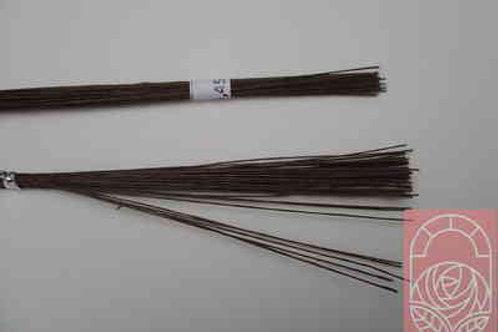 Проволока флористическая коричневая  0,45 мм
