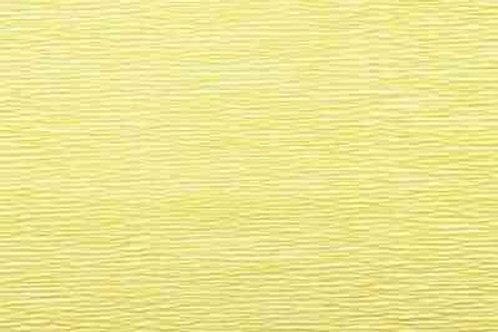 574 Бумага гофрированная желтая 180 гр