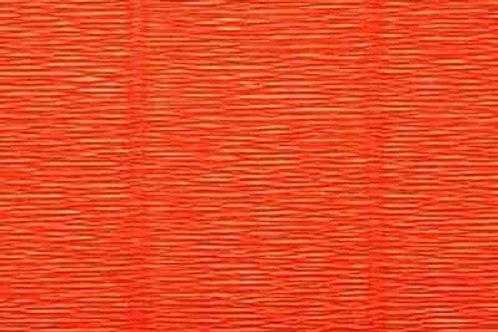 17Е6 Бумага гофрированная ярко-оранжевый 180 гр