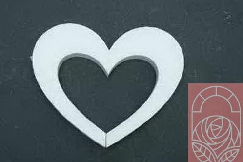 Основа сердце d-240 мм