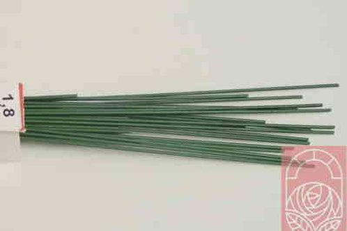 Проволока флористическая зеленая d-1,8 мм