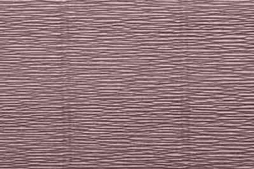 604 Бумага гофрированная серо-коричневая 180 гр