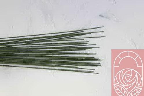 Проволока флористическая темно-зеленая 0,9 мм