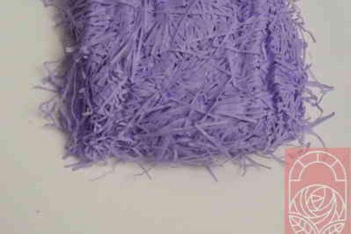 Наполнитель бумажный фиолетовый